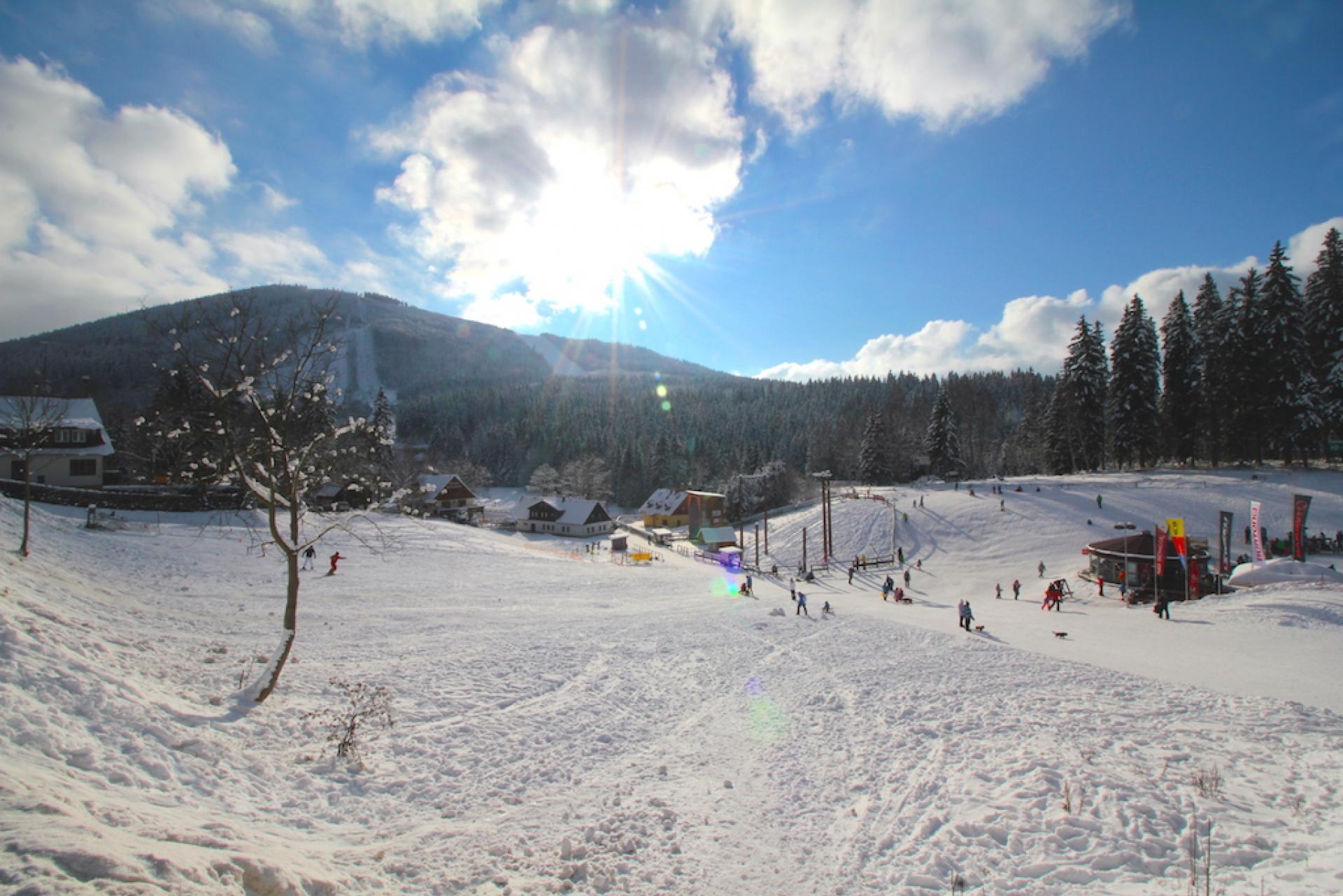 ski resort harrachov harrachov info