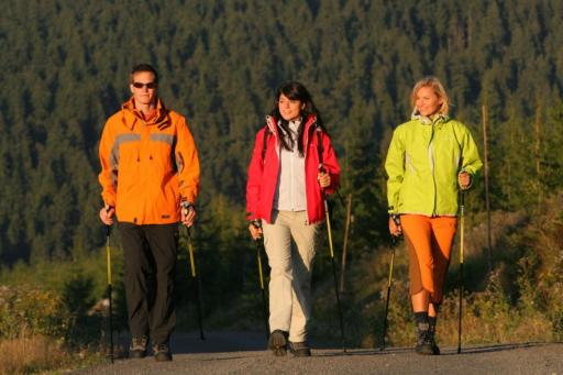 Harrachov to idealne miejsce na nordic walking